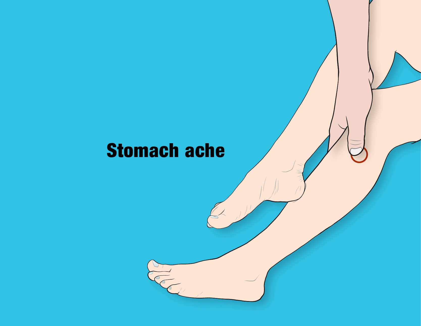 5 Surprisingly Simple Pressure Points That Get Rid Of Annoying Aches And Pains