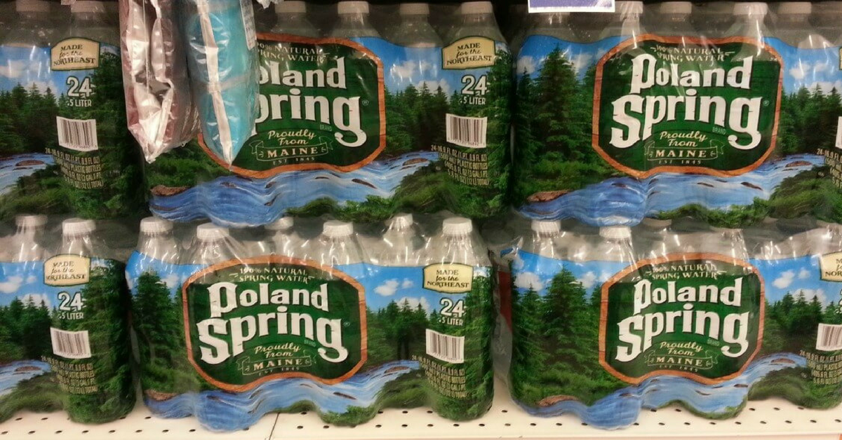Nestle Bottled Fake Spring Water According To New Lawsuit