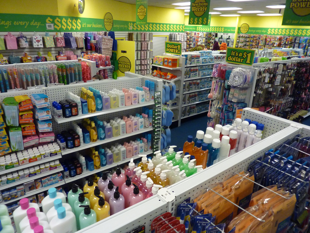 Food Items You Should Buy At The Dollar Store