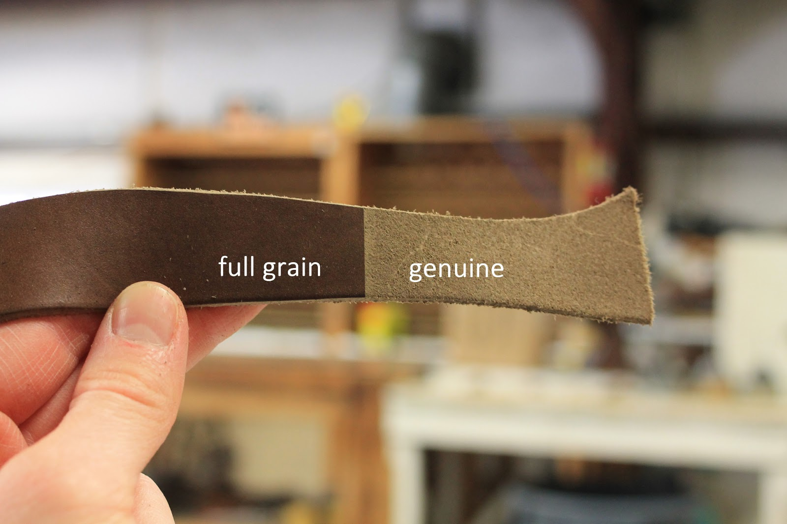 Genuine Leather Doesn T Mean What You Think And You Might