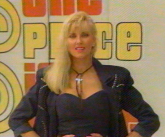 Janice pennington from the price is right