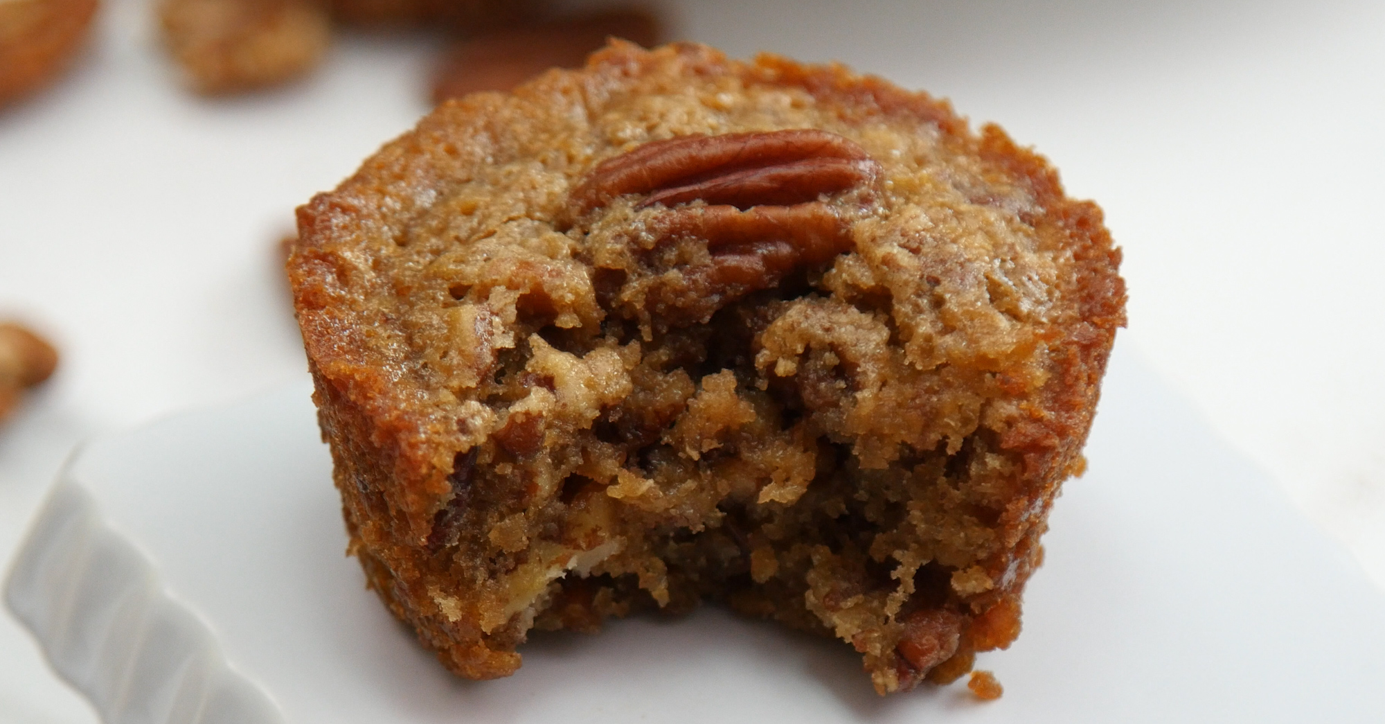 Pecan Pie Muffins Are A Tasty Bite Size Treat