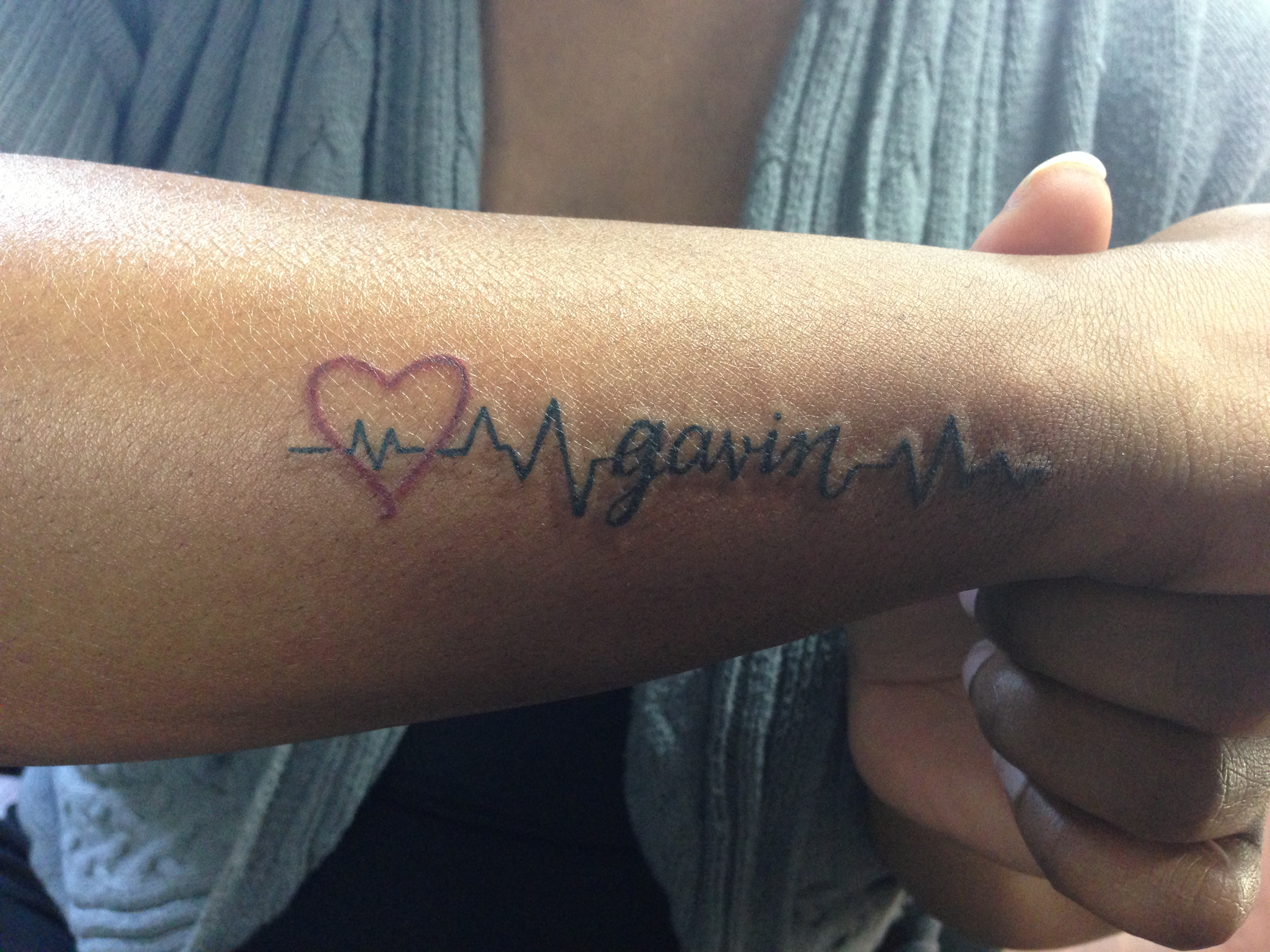 11 Tattoos To Show Your Love For Kids That Are More Than Just