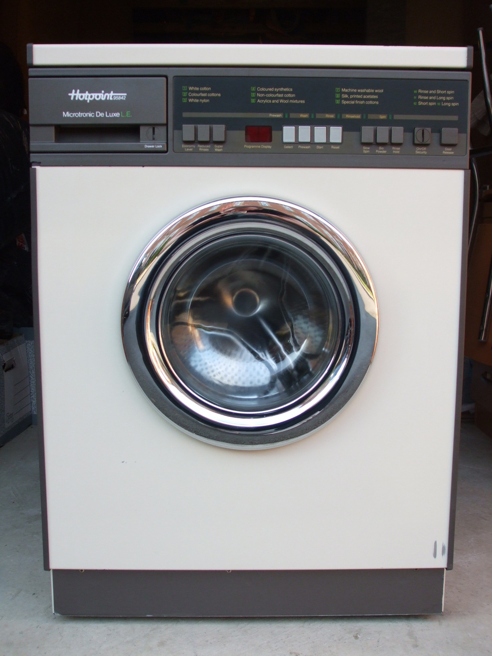 15 Photos That Show The Evolution Of The Washing Machine