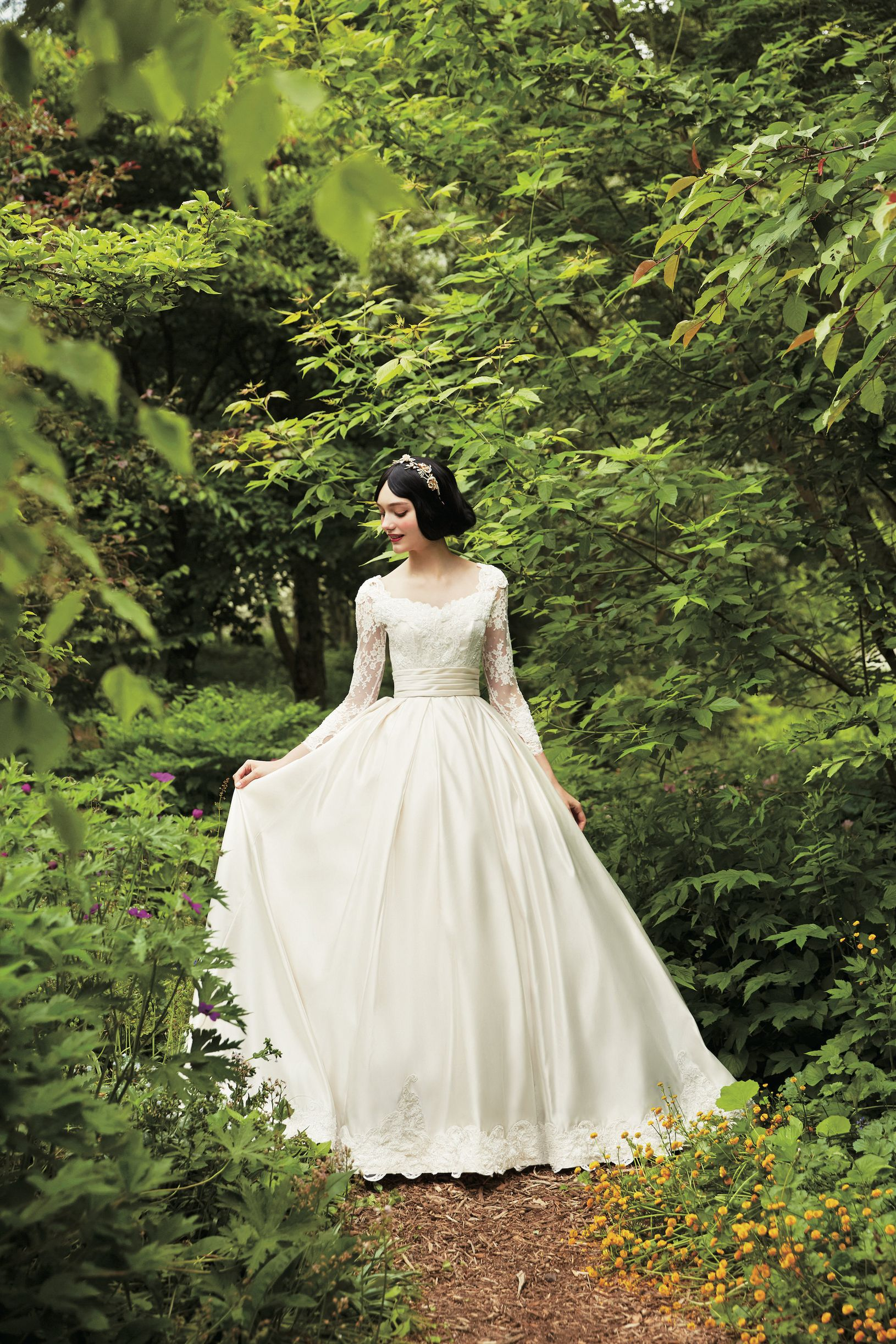 New princess wedding