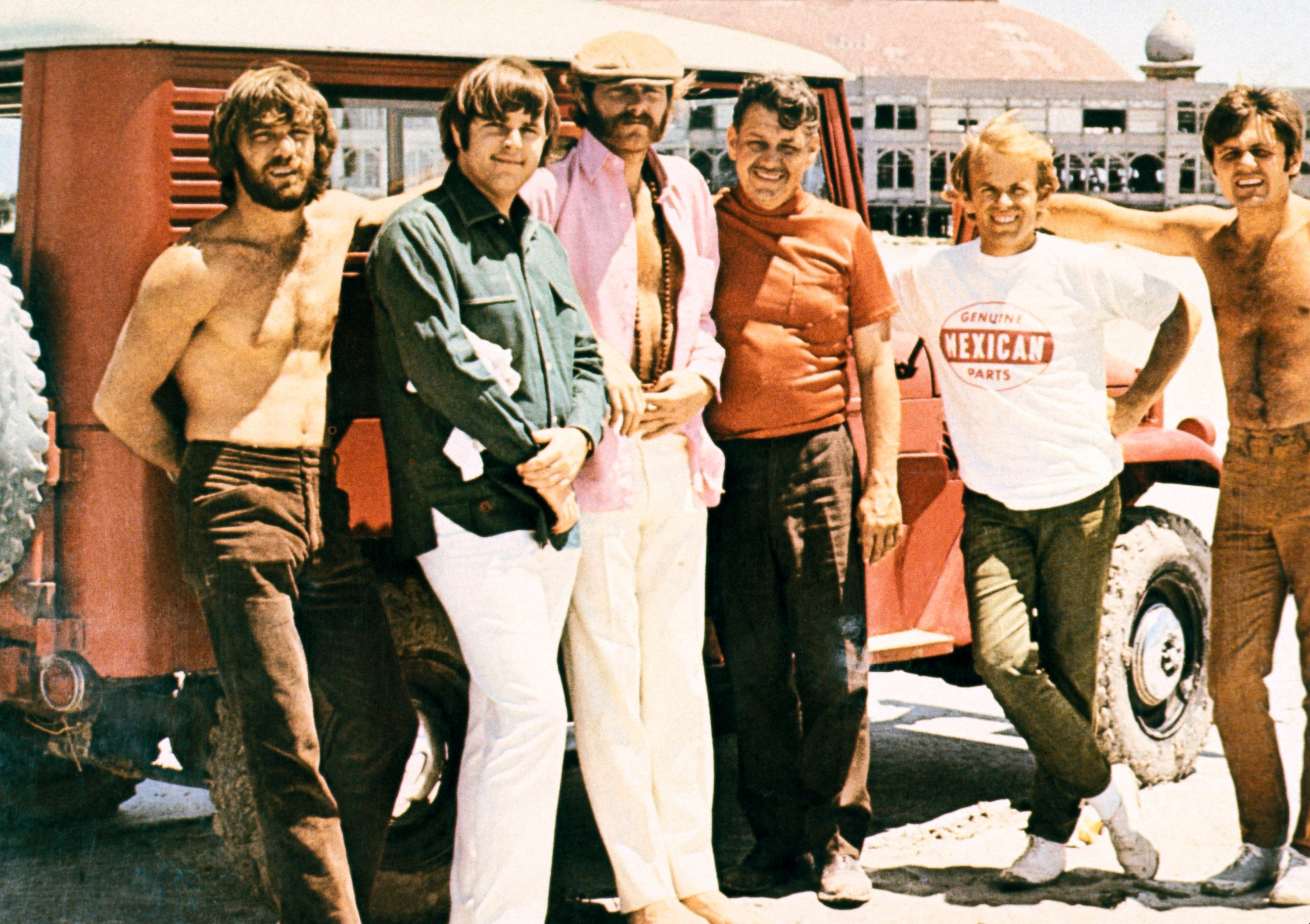 Wouldnt It Be Nice To Hear What The Beach Boys Really Sounded