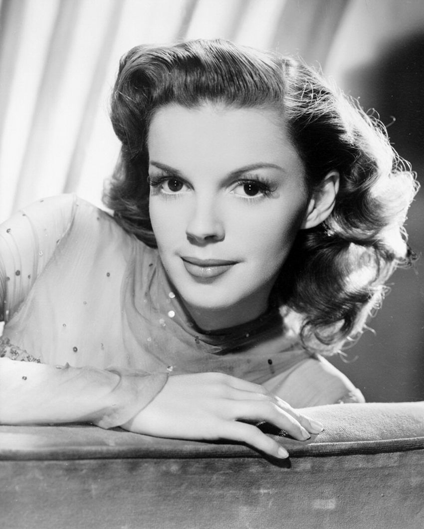 the life and career of judy garland