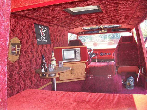 """The 70's """"Shaggin' Wagon"""" Was More Than Just A Sweet Ride"""
