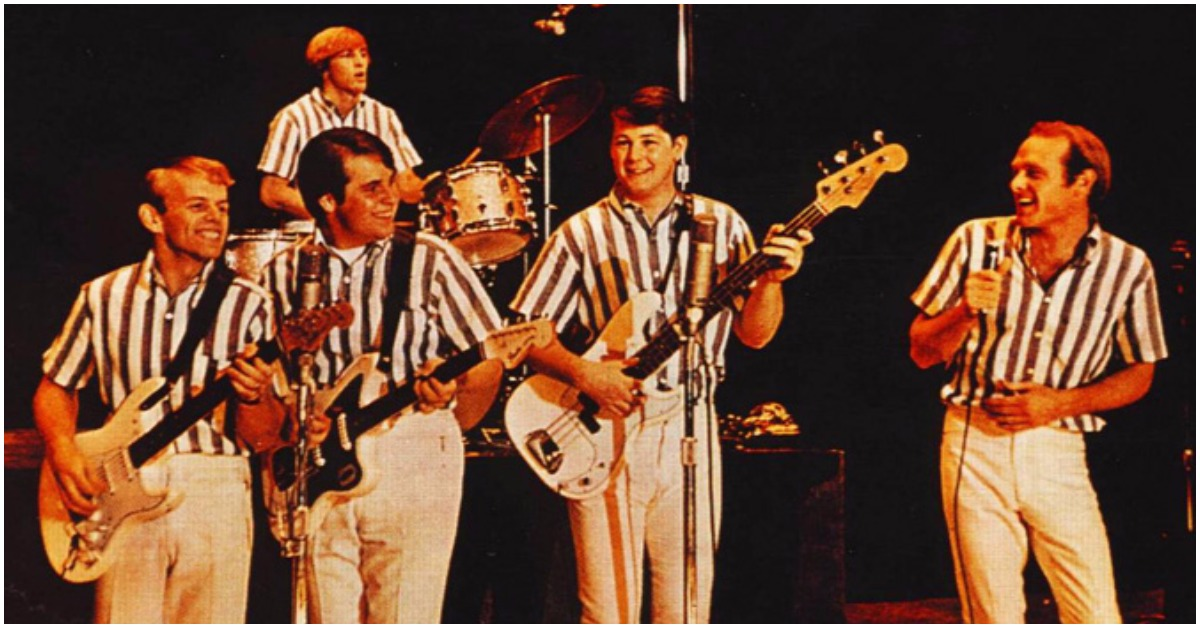Wouldnt It Be Nice To Hear What The Beach Boys Really Sounded Like Now You Can
