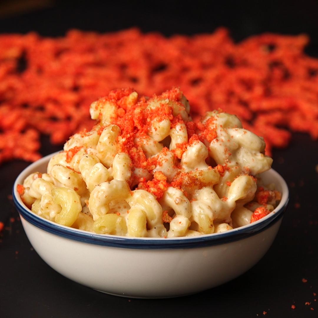 Flamin Hot Mac Amp Cheese Recipe Shared Com