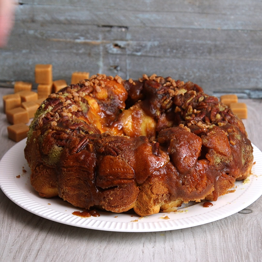 Monkey Bread Recipe With Biscuits Easy