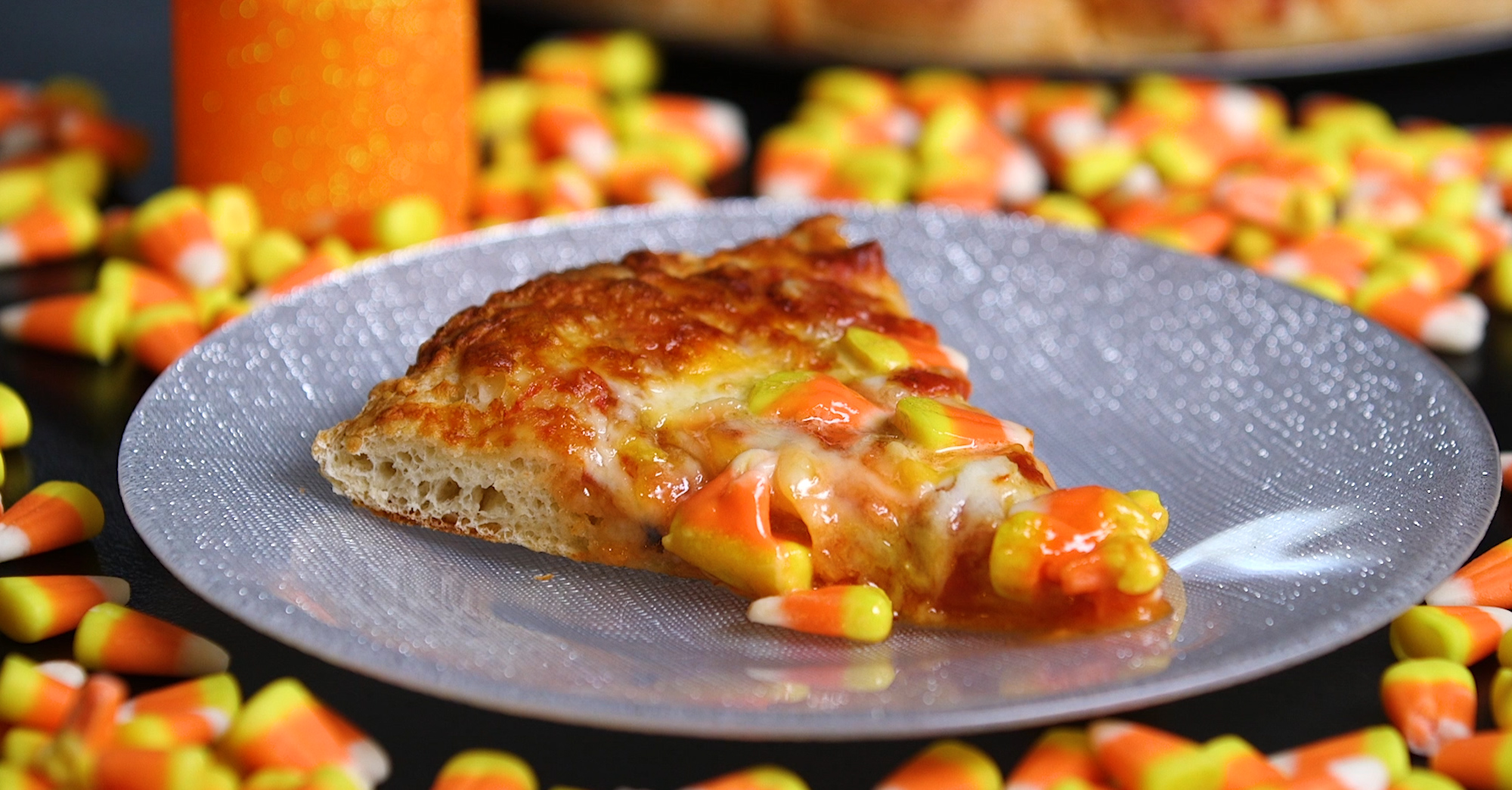 This Candy Corn Pizza Is Almost As Controversial As