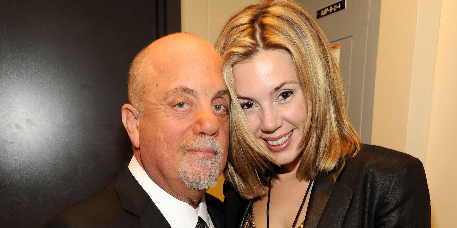 Billy Joel and wife Alexa