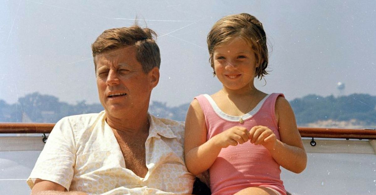 Caroline Kennedy Shares A Side Of Her Father That The