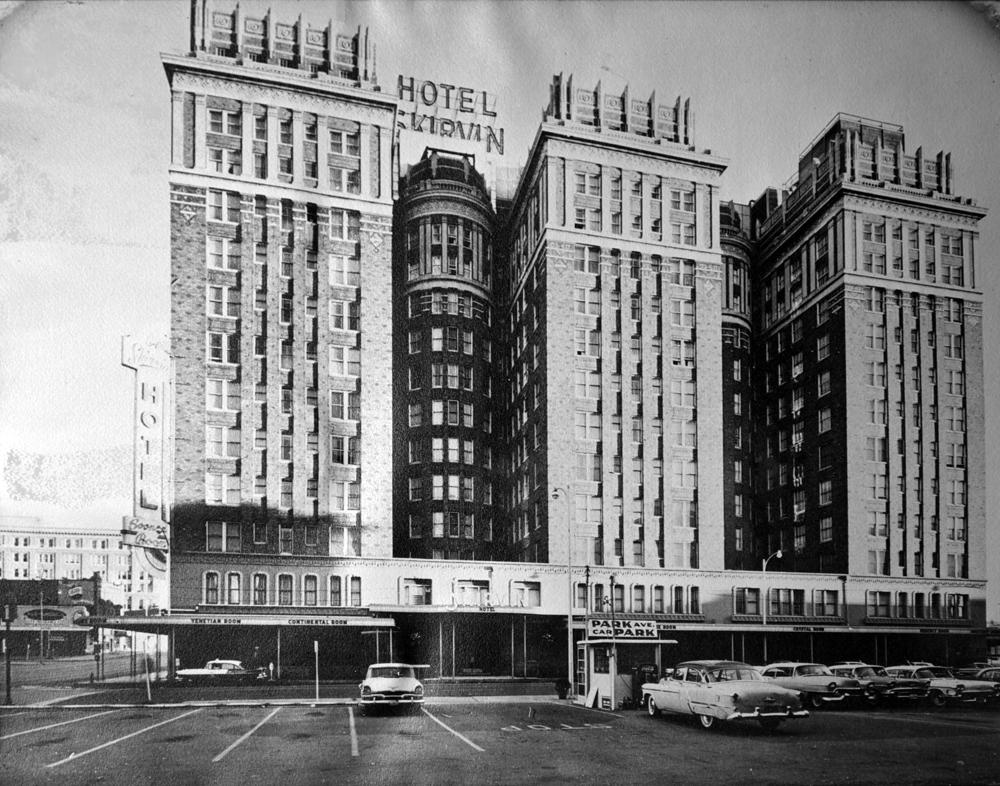Oklahoma City Haunted Hotel