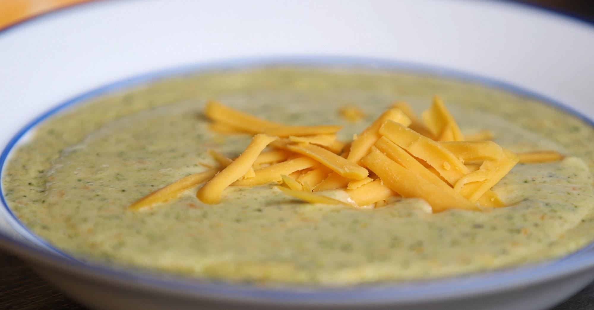Panera Broccoli Cheese Soup Recipe Food