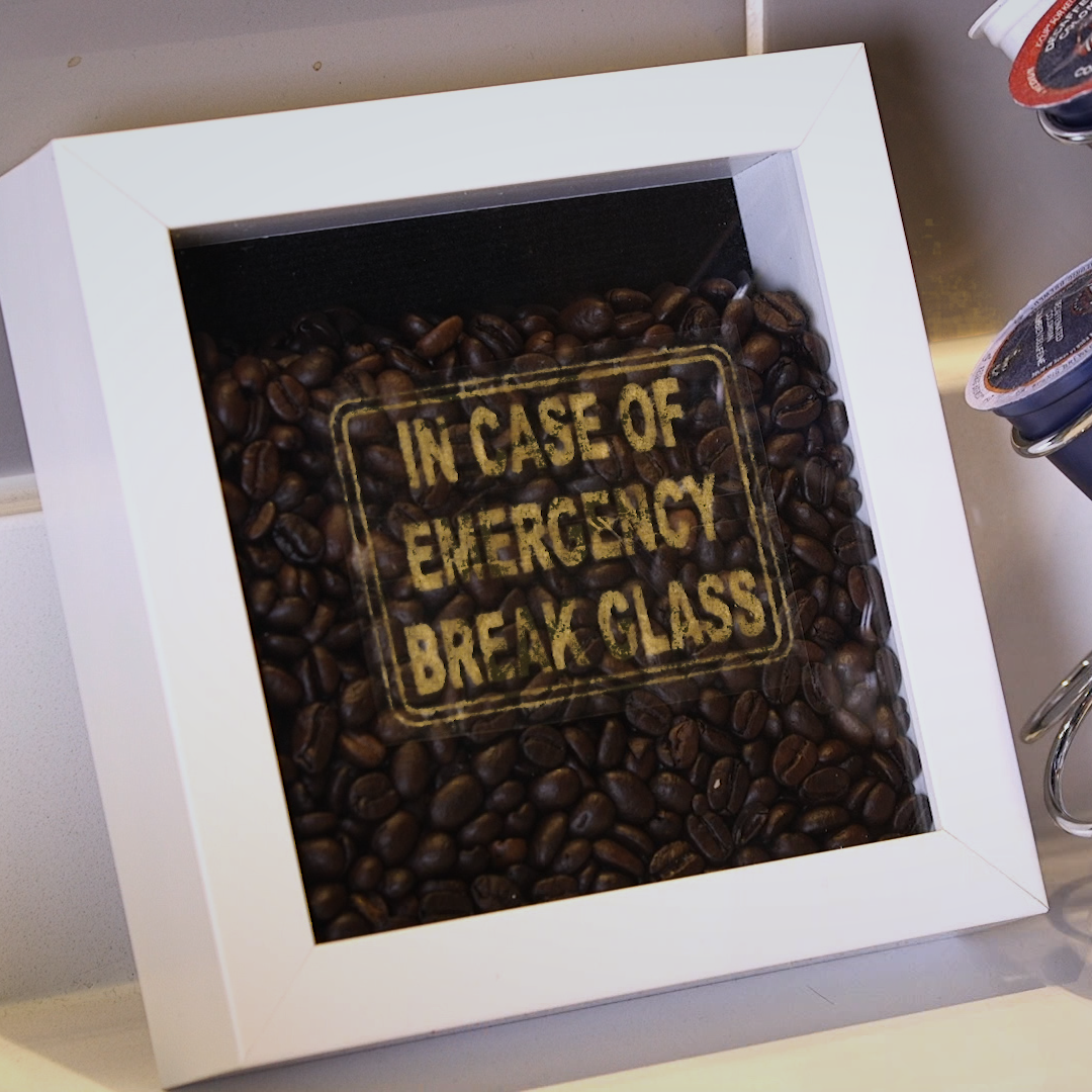 This Easy Emergency Coffee DIY Will Brighten