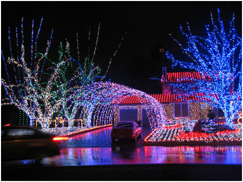 15 Incredible Christmas Lights That Are So Good We Canu0027t Even Feel Jealous & 15 Incredible Christmas Lights That Are So Good We Canu0027t Even Feel ... azcodes.com