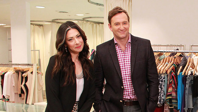 Are Clinton Kelly and Stacey London married