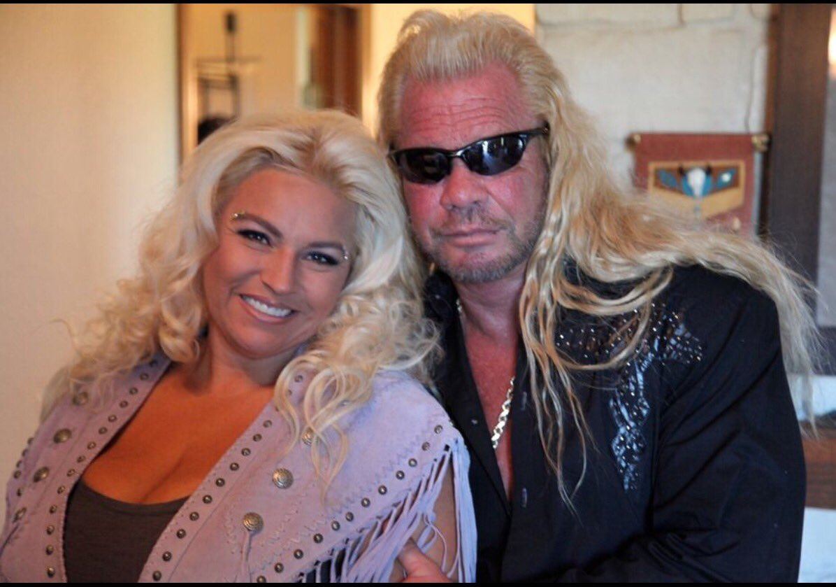 Dog The Bounty Hunter Star Beth Chapman Shares Update