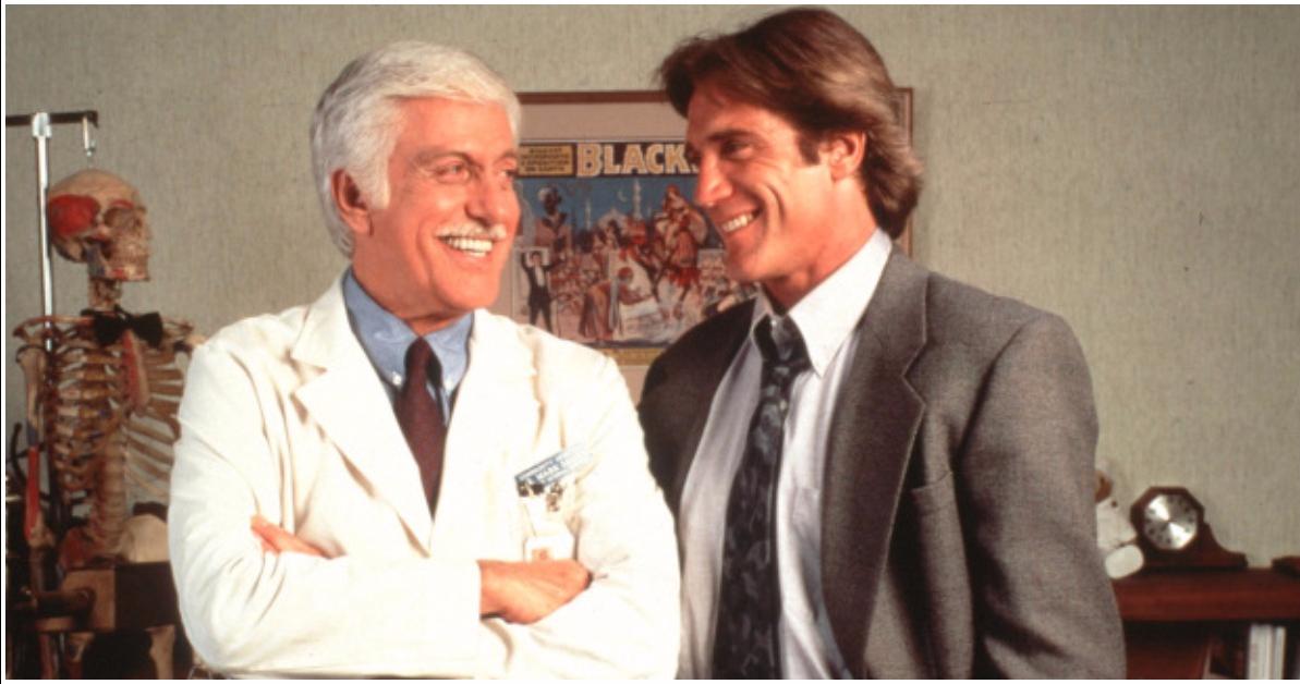 Dick van dyke doctor show