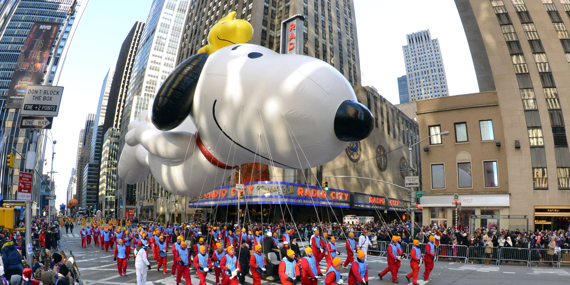 Live stream thanksgiving day parade 2017