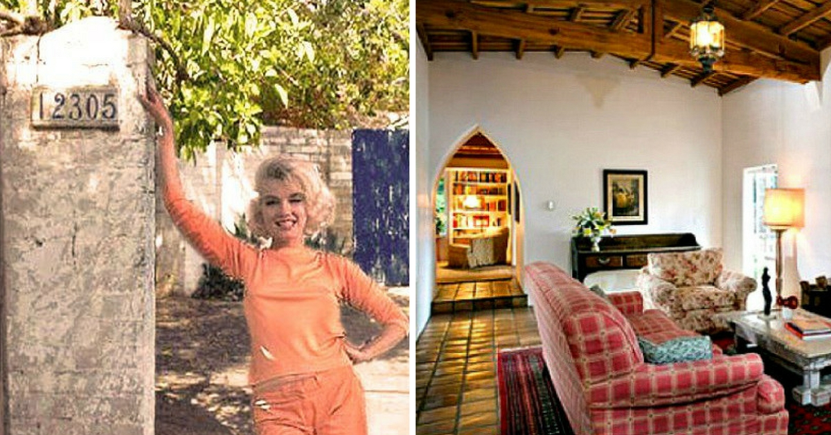 Marilyn Monroe S Home Offers A Glimpse Of The Woman We