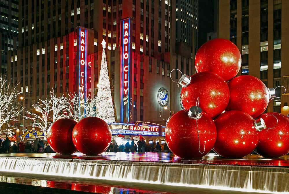 Rockefeller Christmas Tree Lighting Will Have A Star
