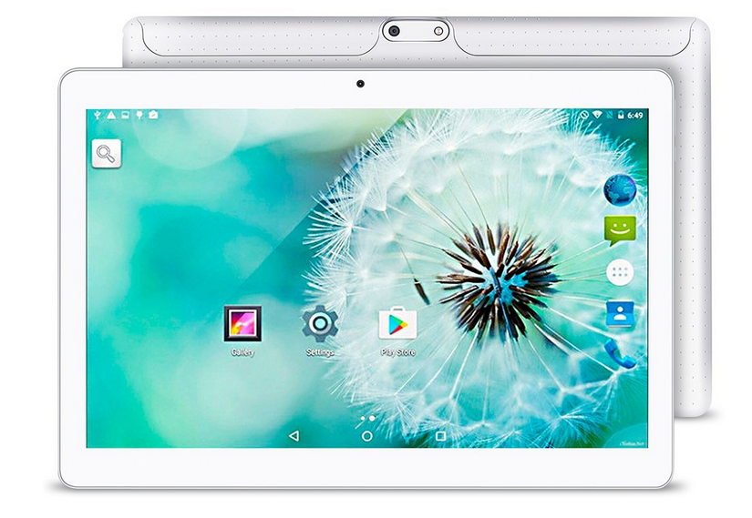 10.1 inch Yuntab tablet