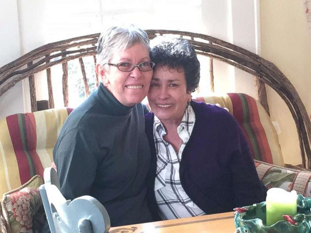 Sylvia Kewer and Nancy Goode-O'Donnell