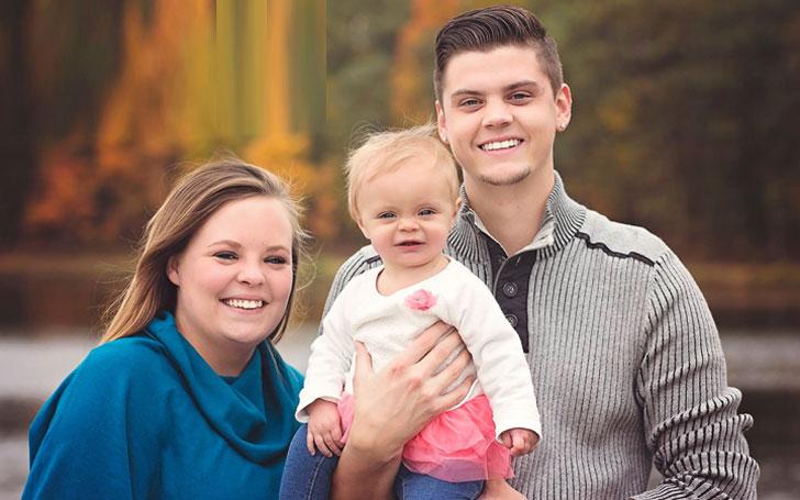 Catelynn, Tyler and Novalee