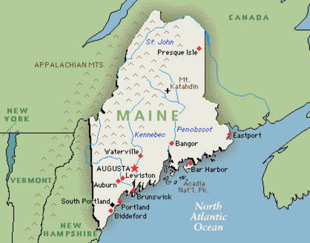 Stephen King Map Of Maine.9 Ways The Stephen King Universe Is Connected That Even Die Hard