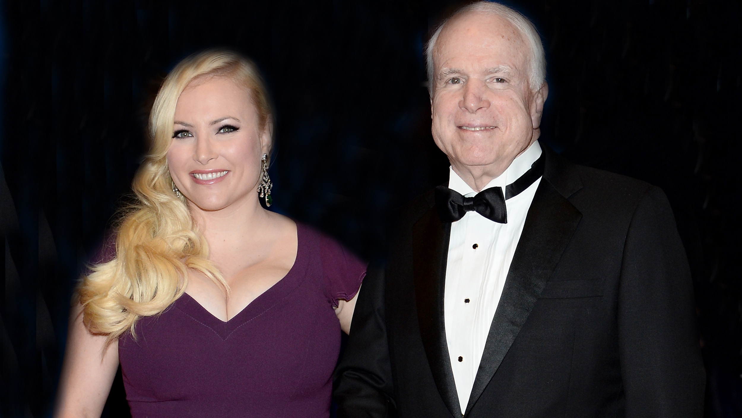 John and Meghan McCain