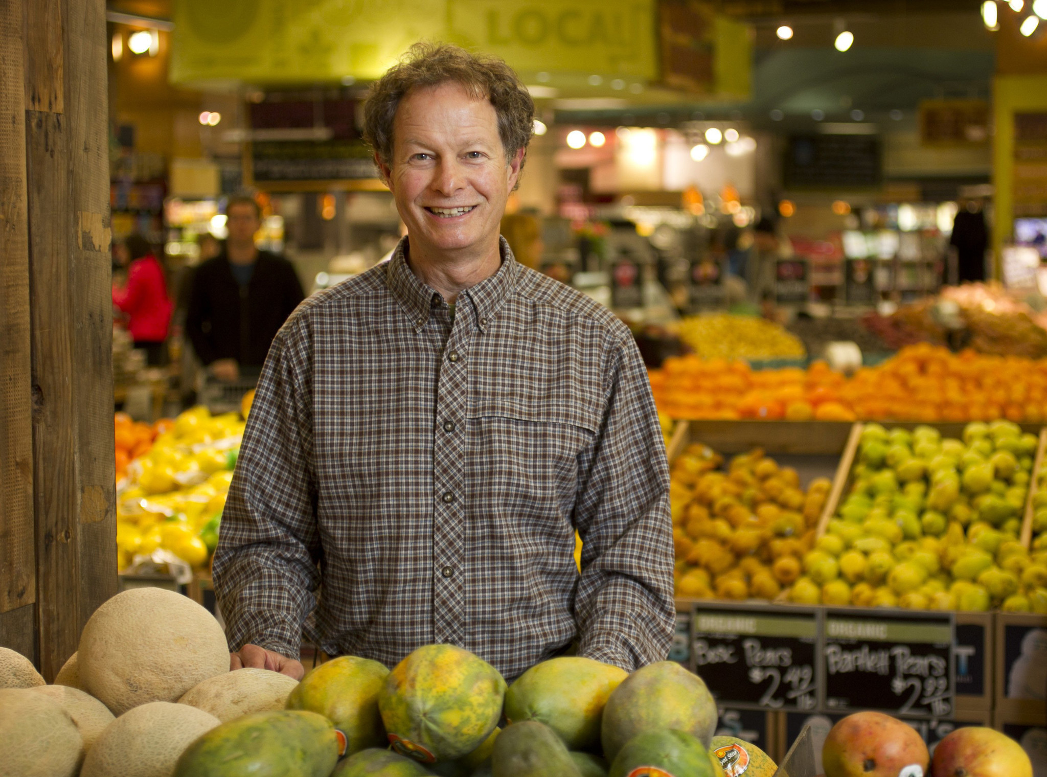 John Mackey, CEO of Whole Foods