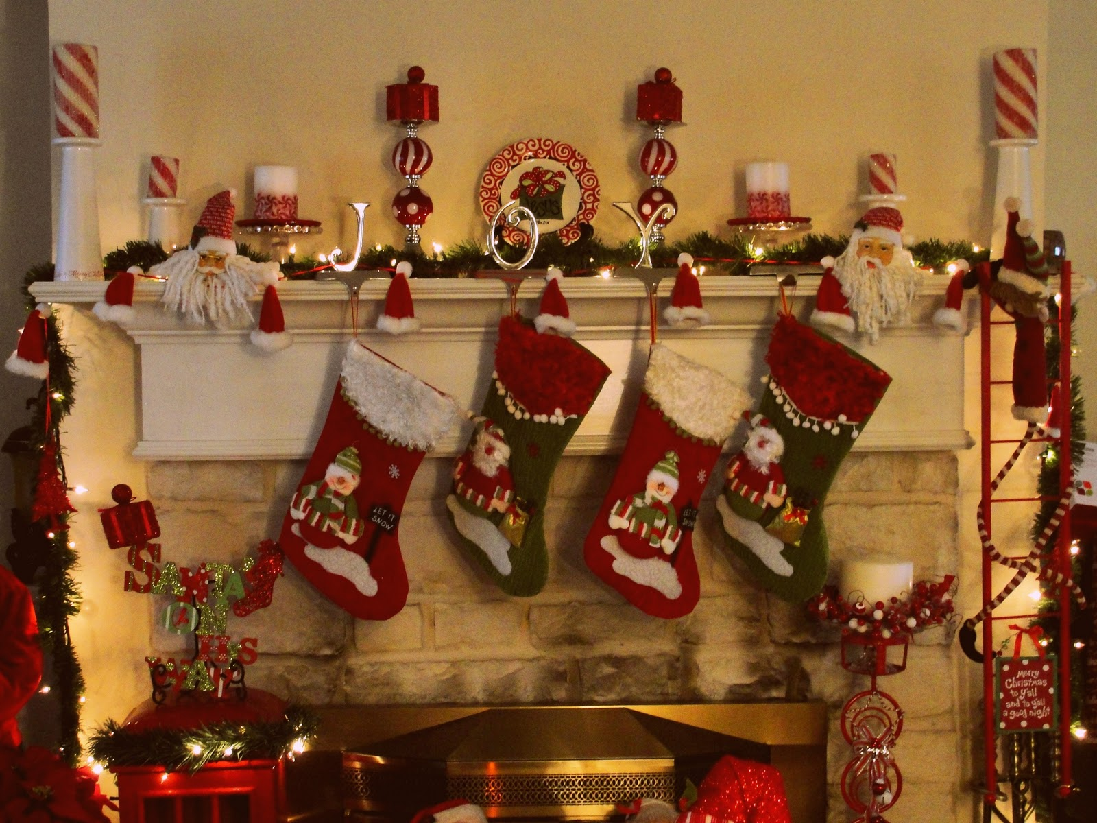 Scientists are saying you should get your x mas - Christmas decorations interior design ...