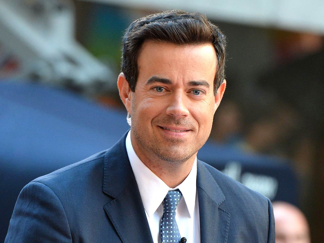 Carson Daly Turned Thanksgiving Dinner Into The Perfect Tribute To
