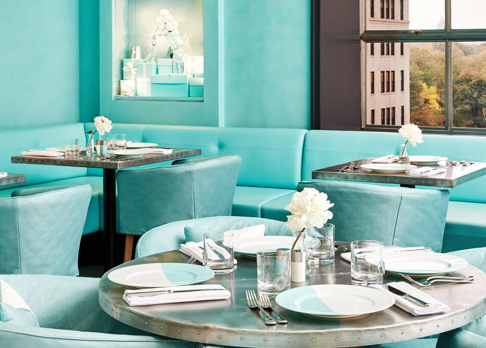 The Blue Box Café