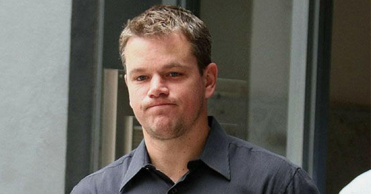 Matt Damon Asks For Prayers After Dad's Cancer Diagnosis