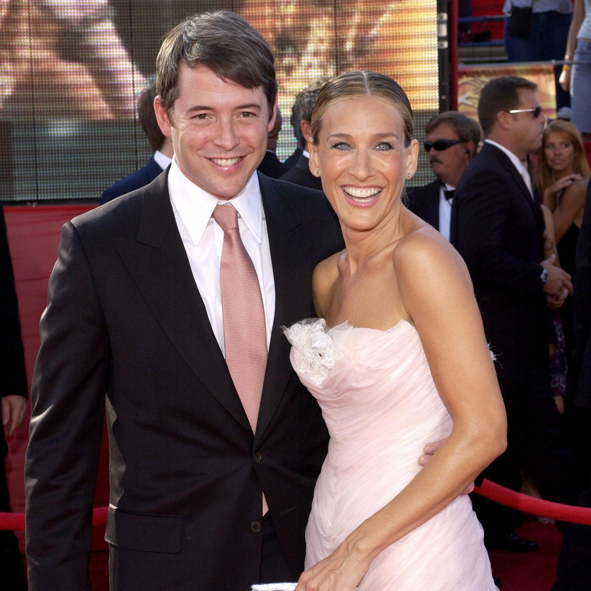 Sarah Jessica Parker And Matthew Broderick: 10 Famous Couples Reveal The Secret To A Happy Marriage