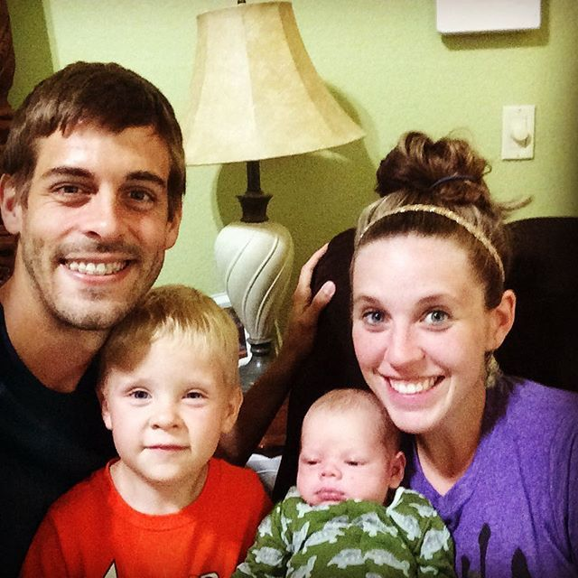 19 Kids And Counting S Jill Duggar And Derick Dillard: A New Duggar Grandchild Is On The Way