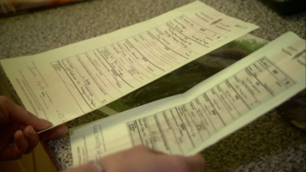 The brothers's birth certificates