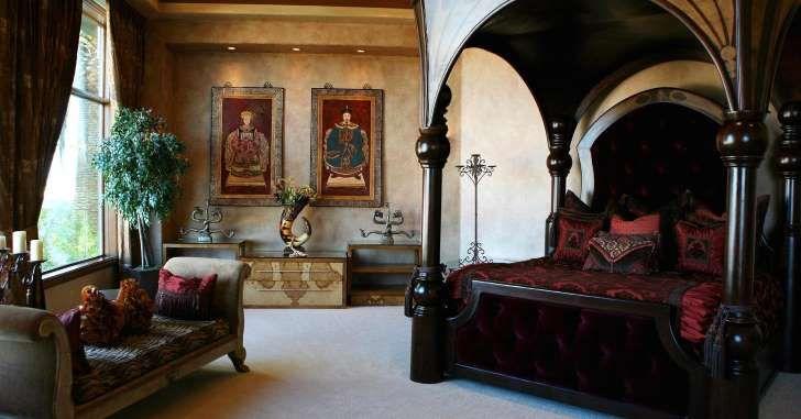 Inside Nicolas Cage's home