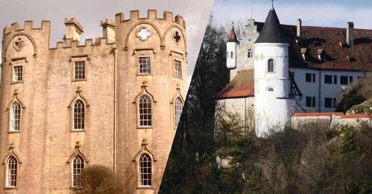 Nicolas Cage's castles