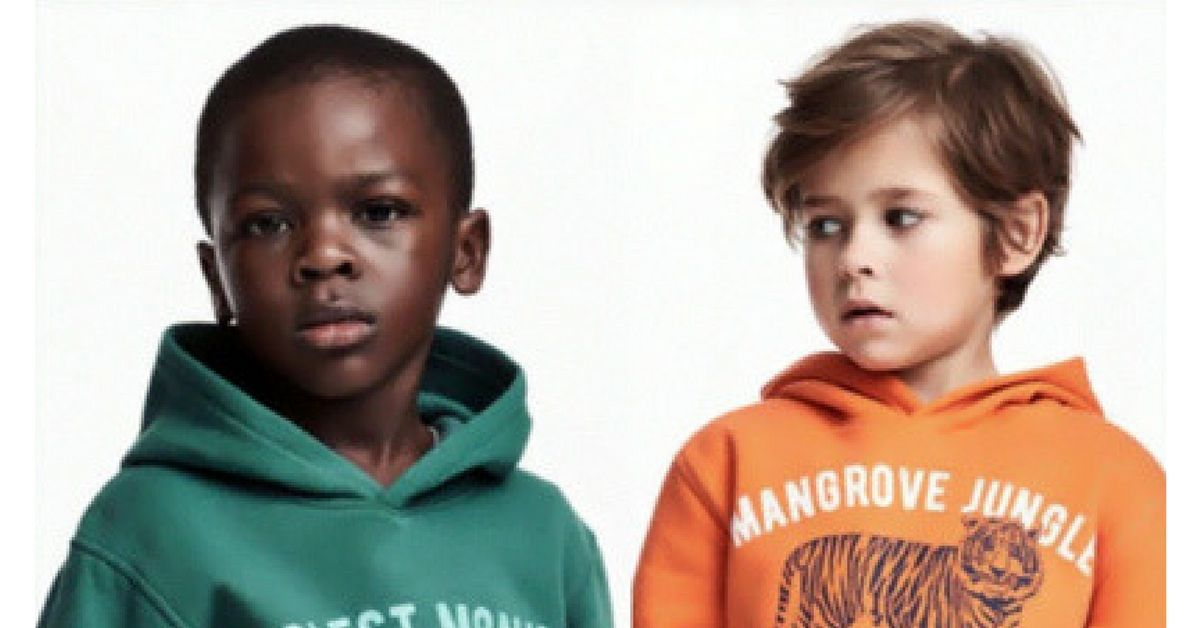 """People Are Boycotting H&M Over A """"Racist"""" Clothing Ad"""