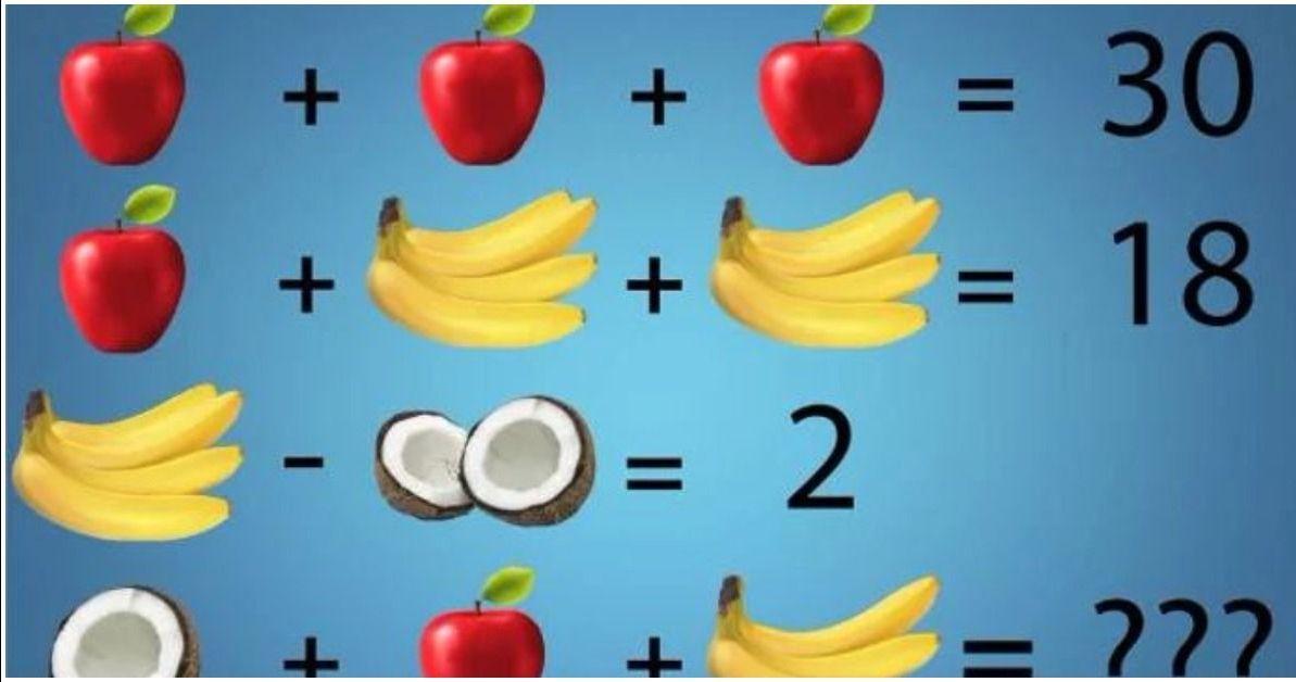 13 Grade School Math Problems Most Parents Can\'t Solve
