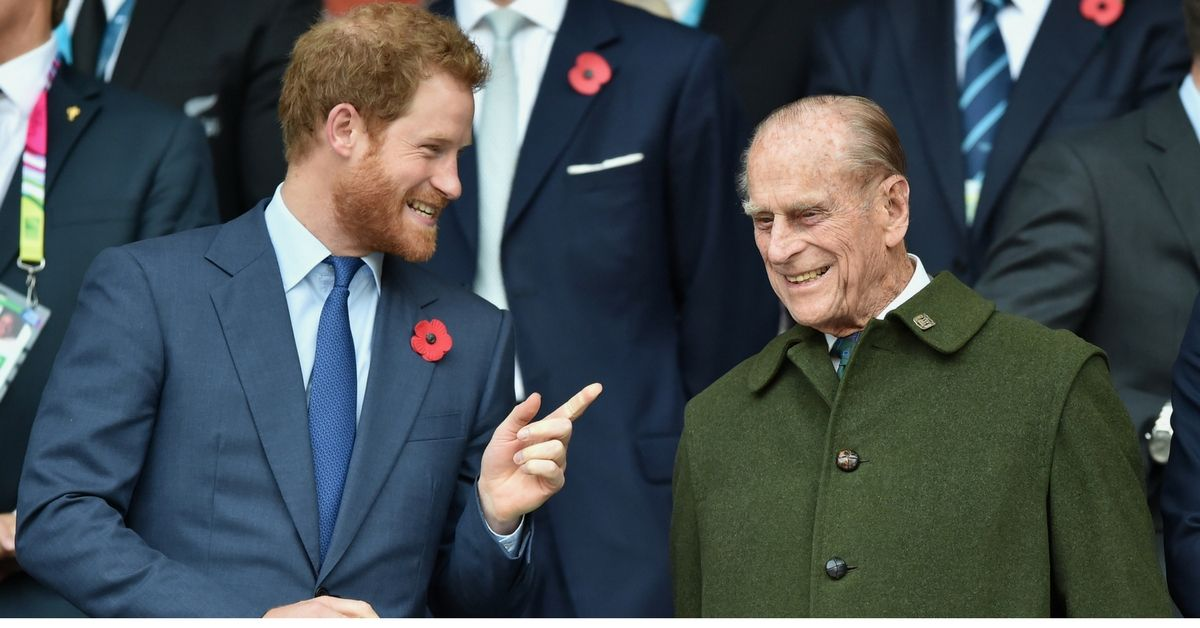 Rare Photo Of A Young Prince Phillip Definitely Proves ... Young Prince Philip Prince Harry
