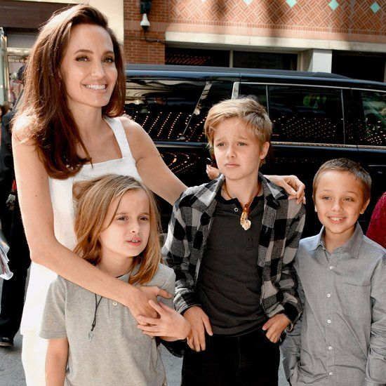 Angelina Jolie's Daugh...