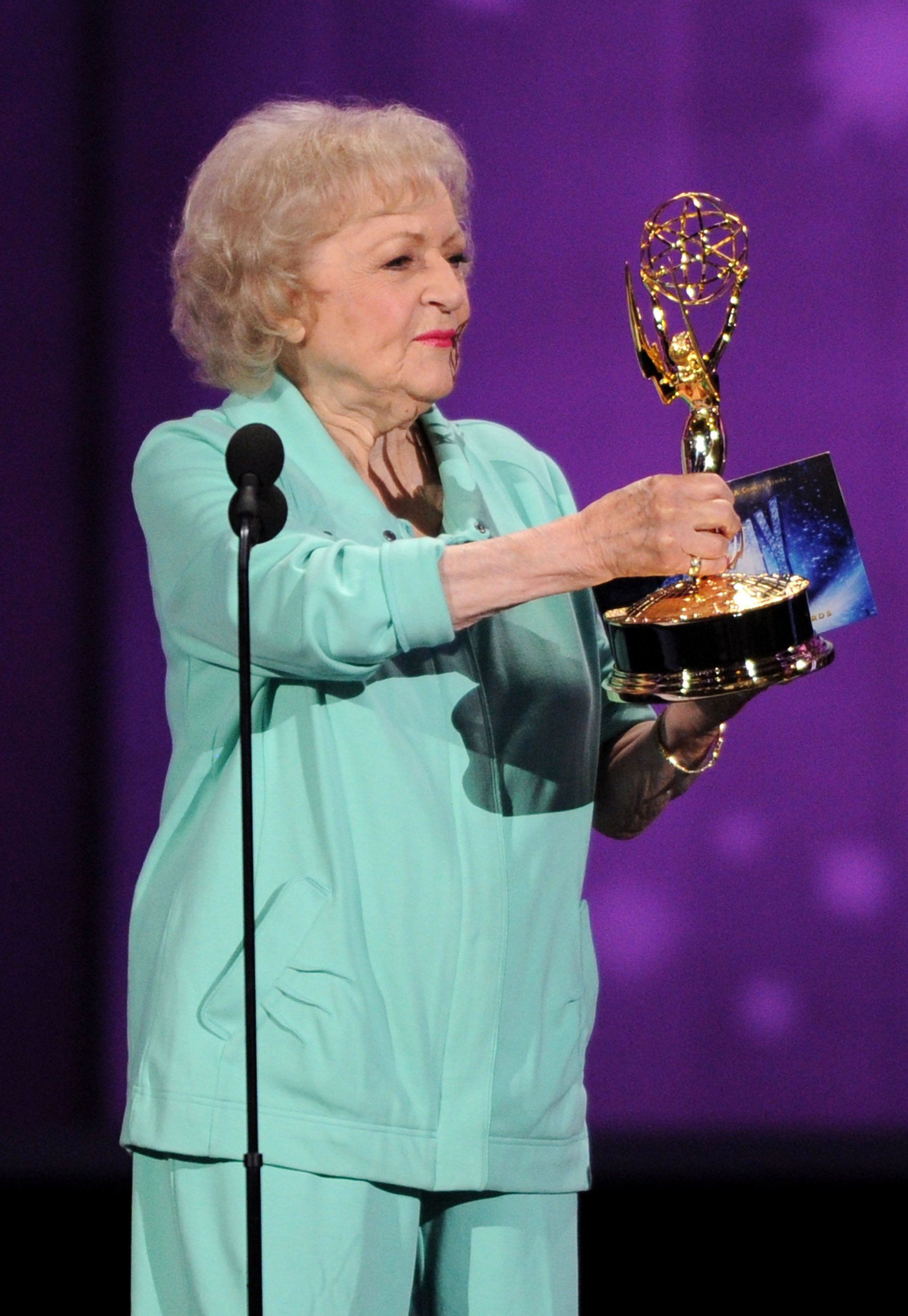 7 Life Lessons We Can Learn From Betty White On Her Birthday