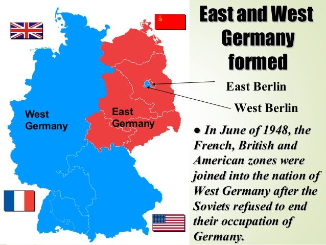 How Did the Cold War Affect Europe?