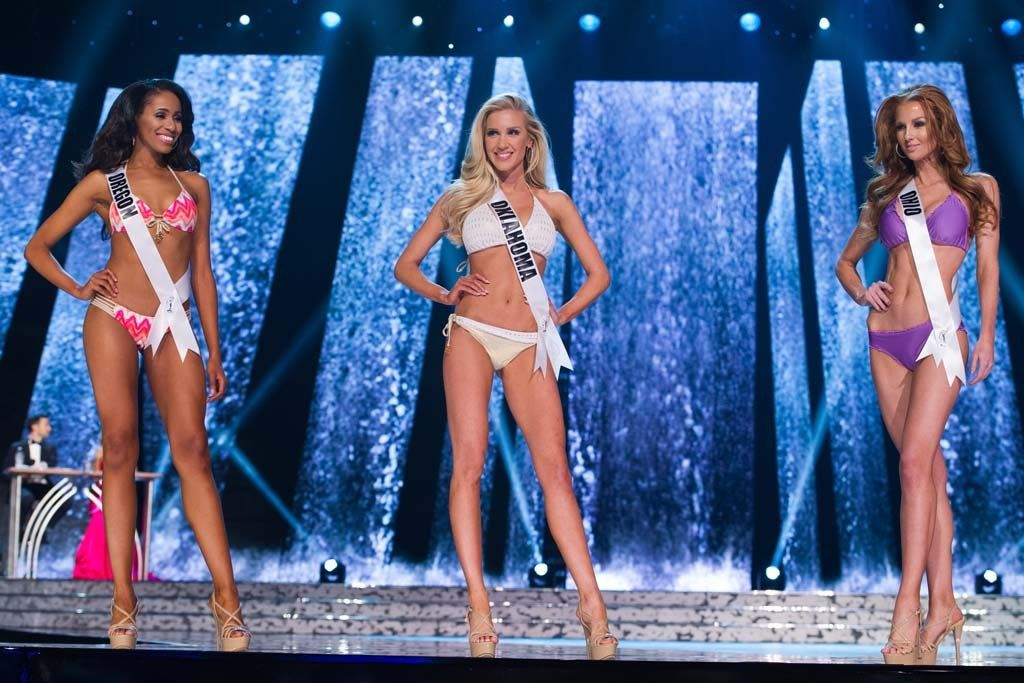 Miss USA competitors